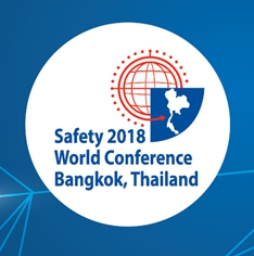 Safety 2018 World Conference Bangkok, Thailand