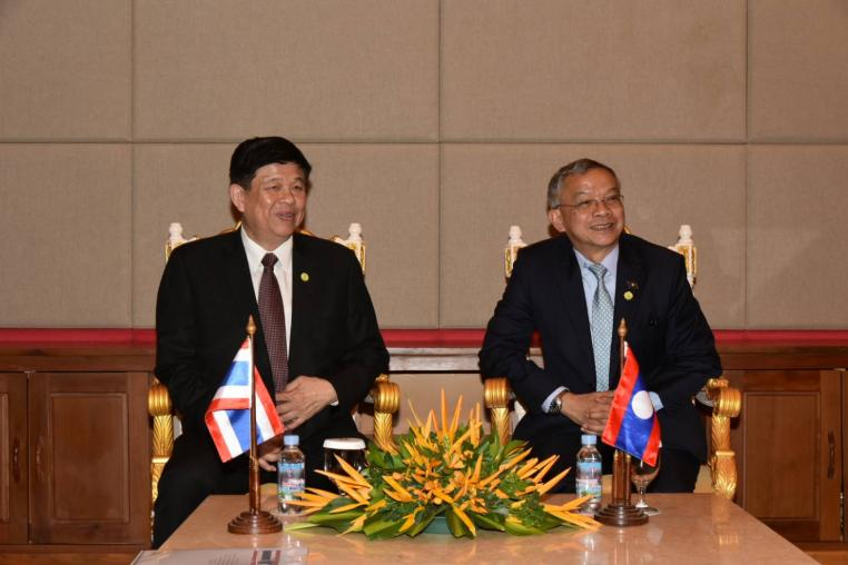 Summary of Thai-Lao Bilateral Conference April 4, 2018