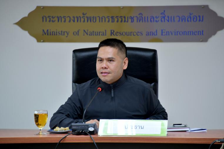 The Minister of Natural Resources and Environment held a subcommittee meeting on driving the proposing Kaeng Krachan forest area to be a World Heritage Site,  no.2 1/2019