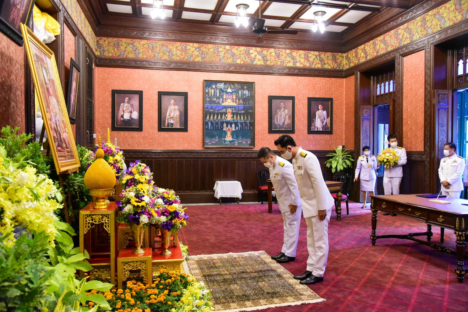 MNRE blesses His Majesty the King on the occasion of the Coronation Day 4 May 2020